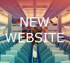Illustration of: BCO Aviation launches its new website!