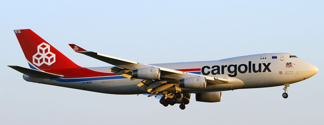 Illustration for: Cargolux highlights their 45-year anniversary on their Boeing 747 fleet with BCO Aviation