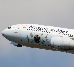 Illustration of: Brussels Airlines and Tomorrowland unites to create a unique A330-300 aircraft