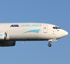 Illustration of: ASL Airlines Hungary B737-400 branding