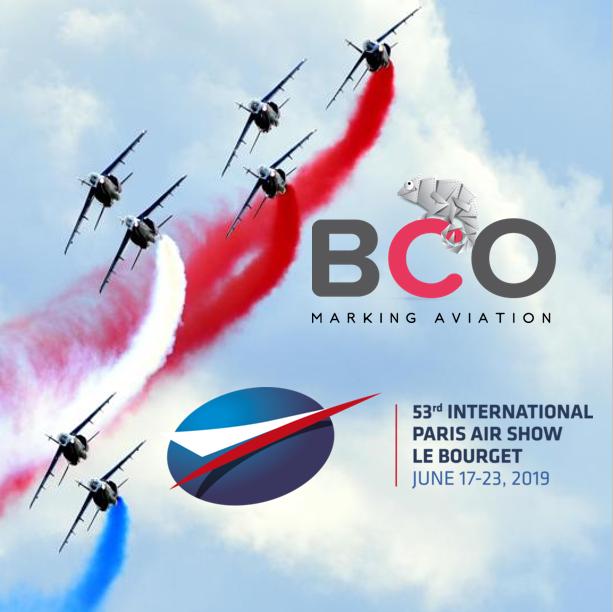Illustration of: Visit BCO at Paris Air Show (Hall 2b E64)