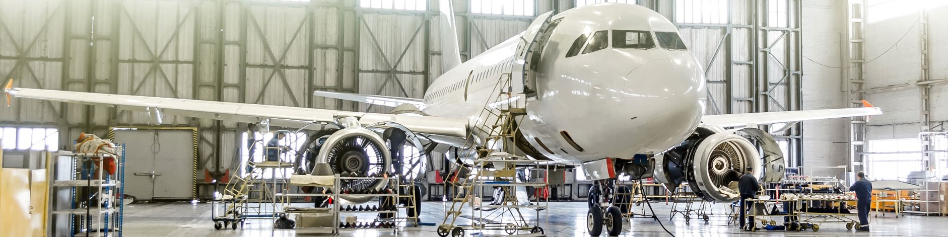 Illustration for: Aviation adhesive films products for MROs and Repair shops
