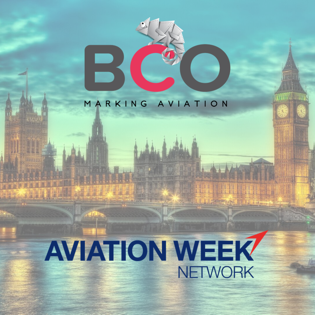 Illustration of: BCO Aviation exhibits at MRO Europe 2019
