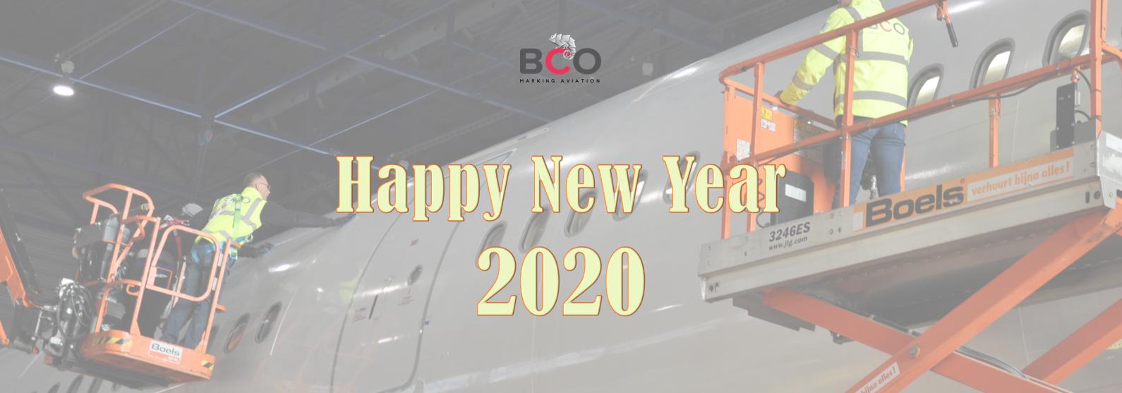 Illustration for: Happy 2020!