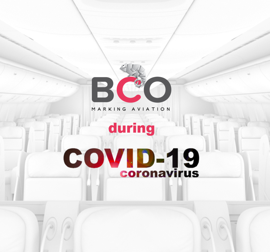 Illustration of: BCO Aviation during COVID-19 outbreak