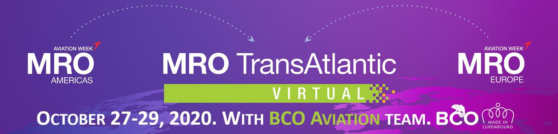 Illustration for: BCO Aviation is joining the MRO TransAtlantic